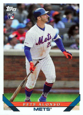 ROY! Pete Alonso Rookie Cards Guide and Top Prospects List 20