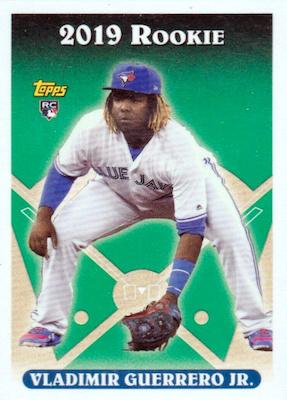 2019 Topps Archives Baseball Cards 27