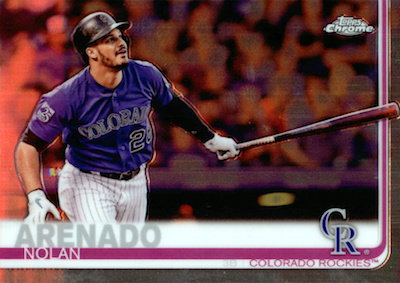 2019 Topps Chrome Baseball Variations Gallery 41