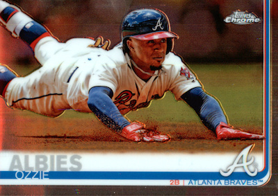 2019 Topps Chrome Baseball Variations Gallery 21