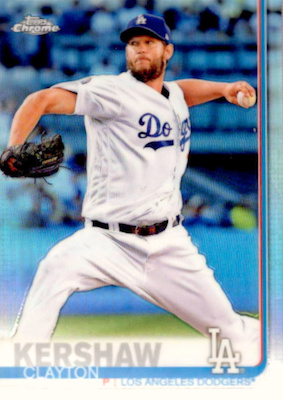 2019 Topps Chrome Baseball Variations Gallery 37