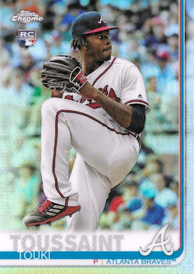 2019 Topps Chrome Baseball Variations Gallery 49