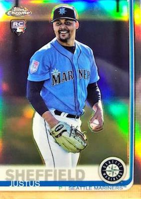 2019 Topps Chrome Baseball Variations Gallery 36