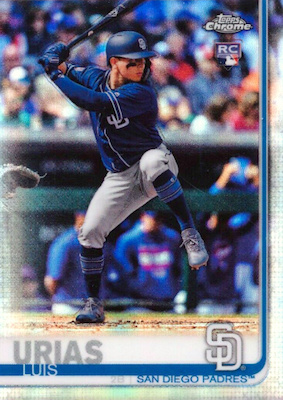 2019 Topps Chrome Baseball Variations Gallery 44