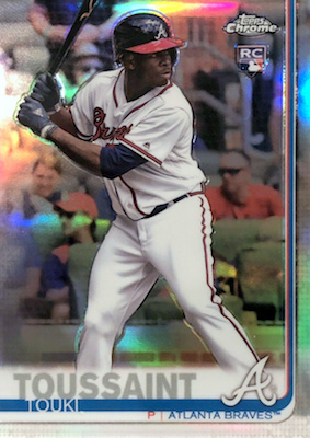2019 Topps Chrome Baseball Variations Gallery 50