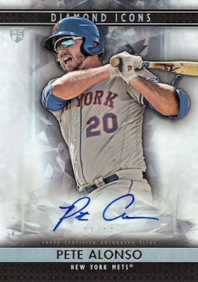 ROY! Pete Alonso Rookie Cards Guide and Top Prospects List 27
