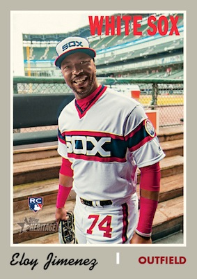 2019 Topps Heritage High Number Baseball Variations Guide 152