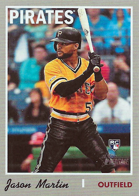 2019 Topps Heritage High Number Baseball Variations Guide 164