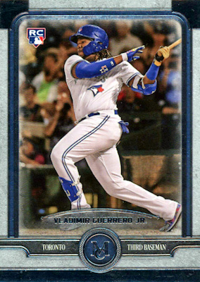 Top Vladimir Guerrero Jr. Rookie Cards and Prospects 17