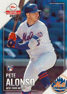 ROY! Pete Alonso Rookie Cards Guide and Top Prospects List 40