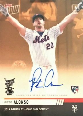 ROY! Pete Alonso Rookie Cards Guide and Top Prospects List 47