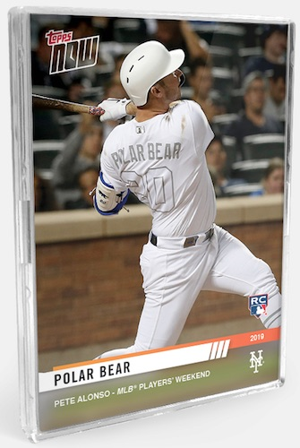 2019 Topps Now MLB Players Weekend Baseball Cards 3
