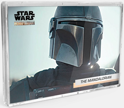 2019 Topps Star Wars The Mandalorian Trailer Trading Cards 1