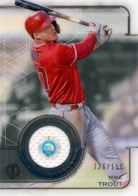 2019 Topps Tribute Baseball Cards 35