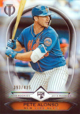 ROY! Pete Alonso Rookie Cards Guide and Top Prospects List 43