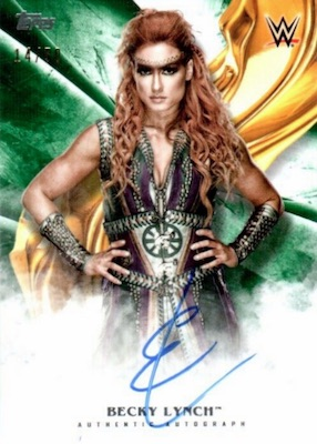 2019 Topps WWE Undisputed Wrestling Cards 29
