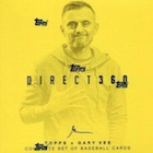 2019 Topps X Gary Vee Direct360 Baseball Cards