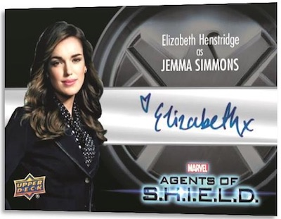 2019 Upper Deck Agents of SHIELD Compendium Trading Cards 5