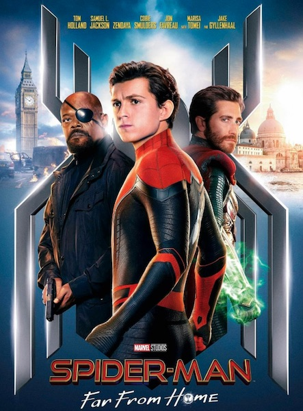 2019 Upper Deck Spider-Man Far From Home Trading Cards - Checklist Added 3
