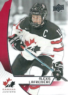 2019 Upper Deck Team Canada Juniors Hockey Cards 22