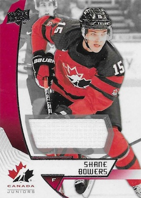 2019 Upper Deck Team Canada Juniors Hockey Cards 25