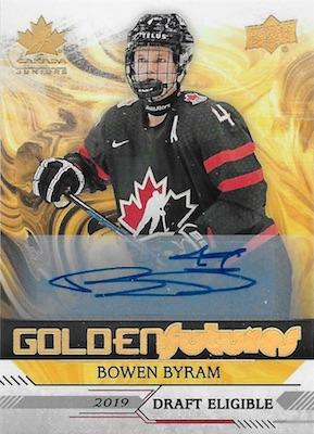 2019 Upper Deck Team Canada Juniors Hockey Cards 32