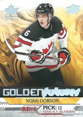 2019 Upper Deck Team Canada Juniors Hockey Cards 27