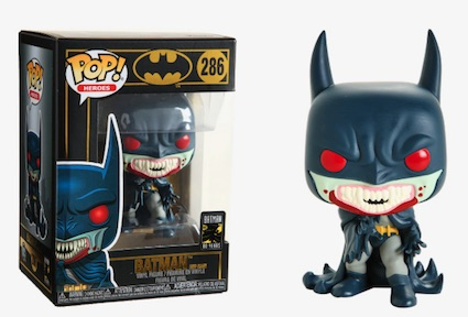 Ultimate Funko Pop Batman Figures Gallery and Checklist 100