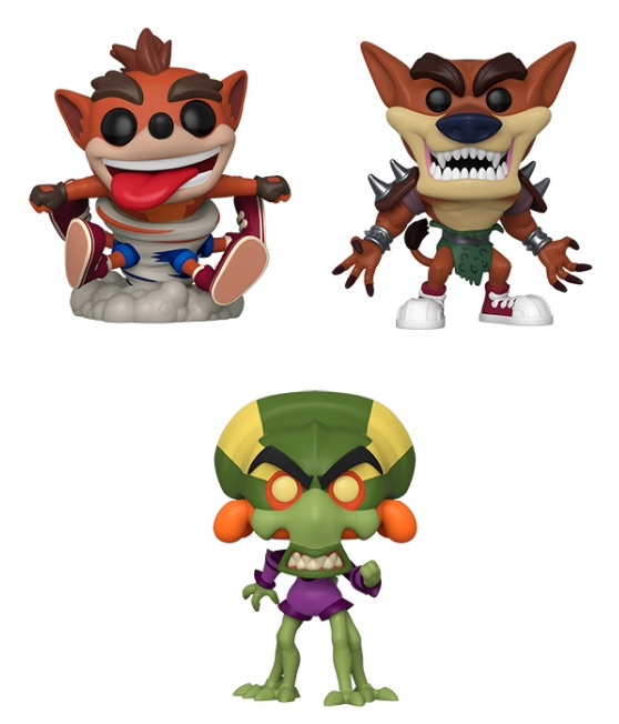Ultimate Funko Pop Crash Bandicoot Figures Guide 14