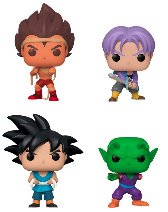 Ultimate Funko Pop Dragon Ball Z Figures Checklist and Gallery 100