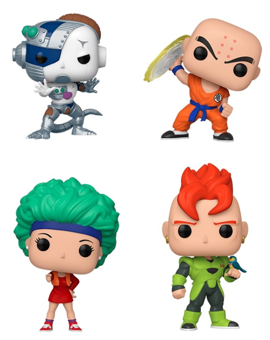 Ultimate Funko Pop Dragon Ball Z Figures Checklist and Gallery 101