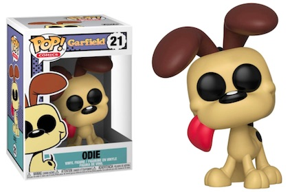 Funko Pop Garfield Checklist Set Gallery Exclusives List Variants Date