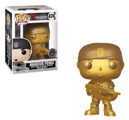 Ultimate Funko Pop Gears of War Figures Guide 20