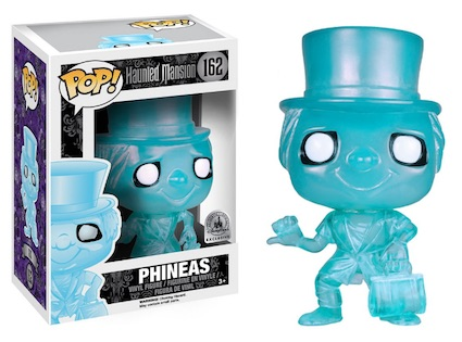 Ultimate Funko Pop Haunted Mansion Figures Checklist and Gallery 1