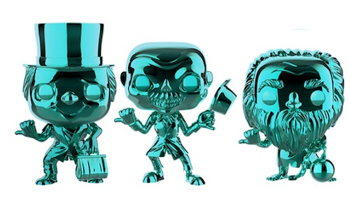 Ultimate Funko Pop Haunted Mansion Figures Checklist and Gallery 27