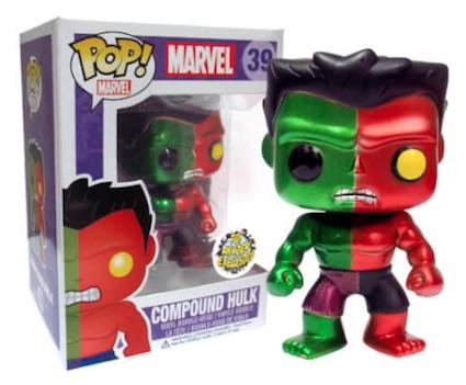 Ultimate Funko Pop Hulk Figures Checklist and Gallery 7