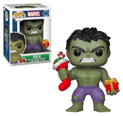 Ultimate Funko Pop Hulk Figures Checklist and Gallery 26