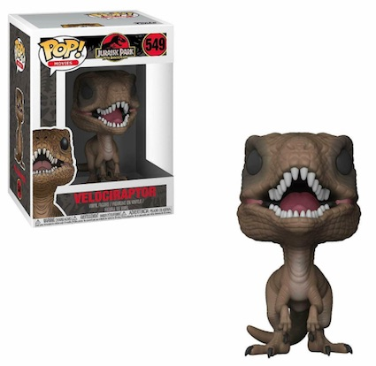 Ultimate Funko Pop Jurassic Park Figures Gallery and Checklist 6