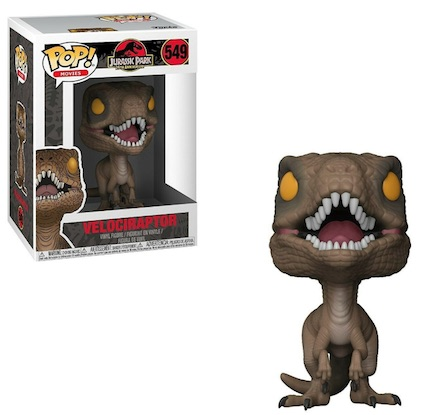 Ultimate Funko Pop Jurassic Park Figures Gallery and Checklist 5