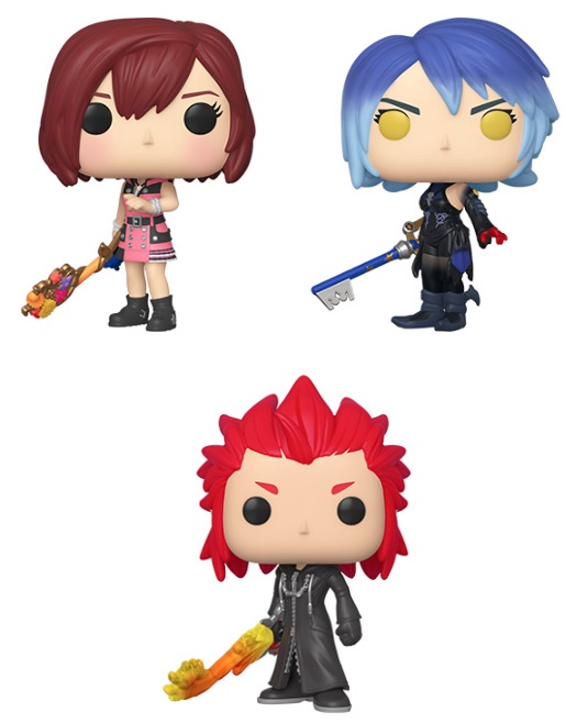 Ultimate Funko Pop Kingdom Hearts Figures Guide 46