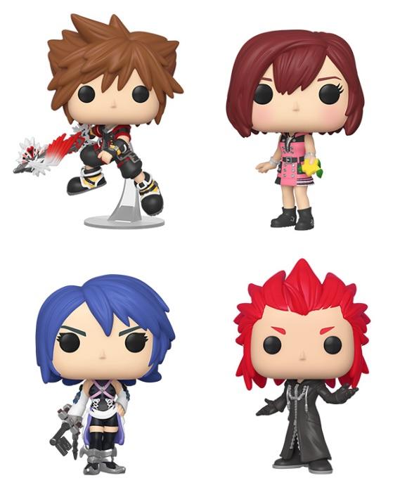 Ultimate Funko Pop Kingdom Hearts Figures Guide 45
