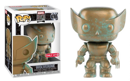 Ultimate Funko Pop Wolverine Figures Checklist and Gallery 13