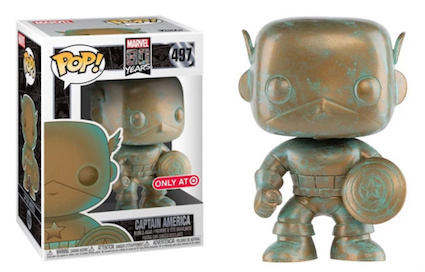 Funko Pop Marvel 80th Vinyl Figures 4