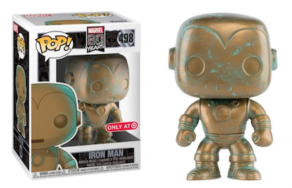 Ultimate Funko Pop Iron Man Figures Checklist and Gallery 33