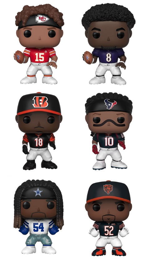 Ultimate Funko Pop NFL Football Figures Checklist and Gallery 151