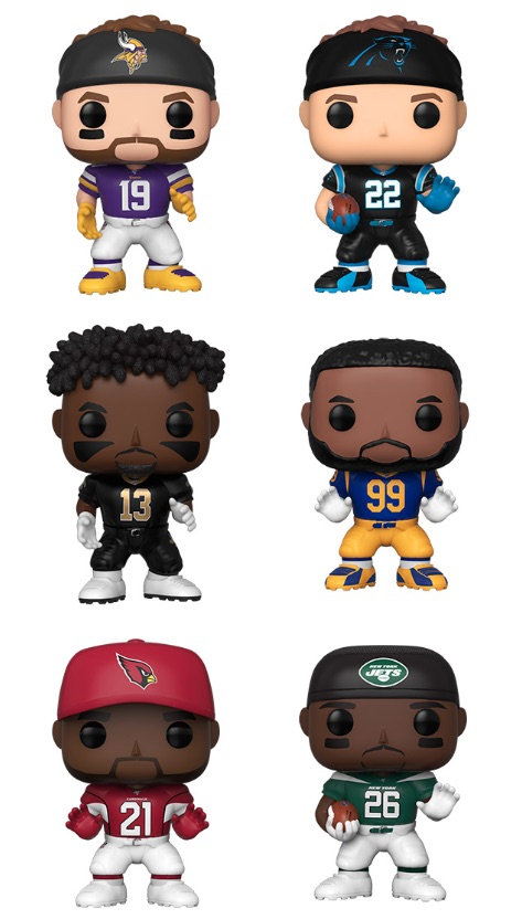 Ultimate Funko Pop NFL Football Figures Checklist and Gallery 152