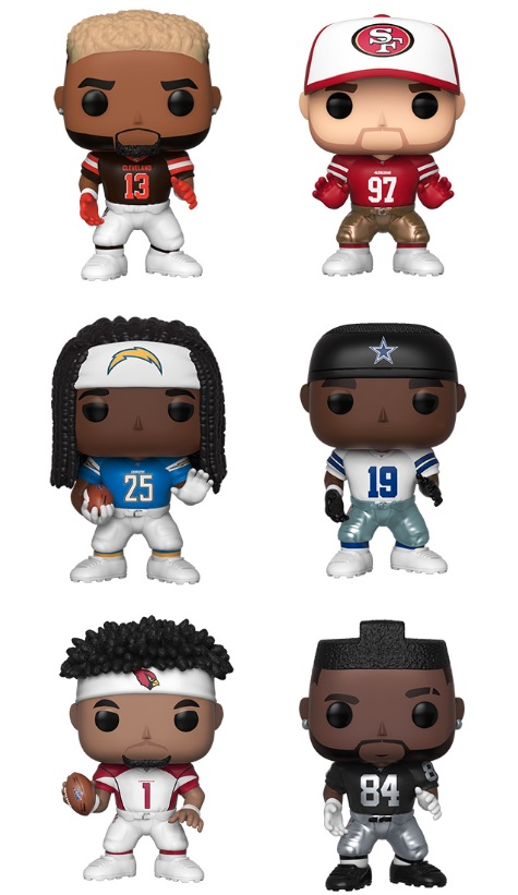 Ultimate Funko Pop NFL Football Figures Checklist and Gallery 153