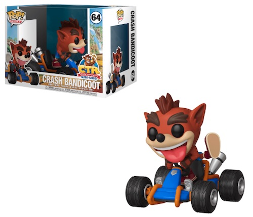 Ultimate Funko Pop Crash Bandicoot Figures Guide 17