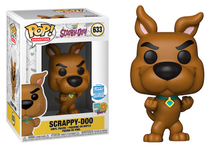 Ultimate Funko Pop Scooby Doo Figures Gallery and Checklist 22
