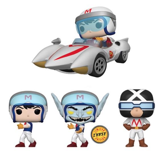 Funko Pop Speed Racer Vinyl Figures 1